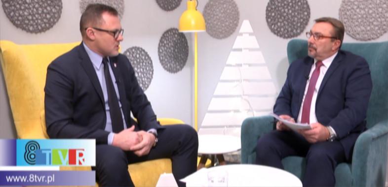"""""""Nasze sprawy"""" – rozmowa z prezydentem Pawłem Osiewałą"""