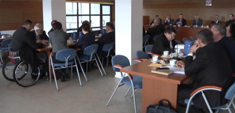 XLIV sesja Rady Powiatu Sieradzkiego