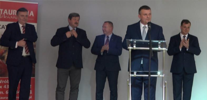 Spotkanie Noworoczne Polskiego Stronnictwa Ludowego