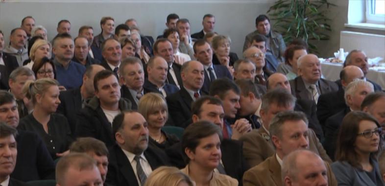 Spotkanie opłatkowe rolników w Widawie
