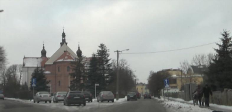Zima w Łasku i w powiecie