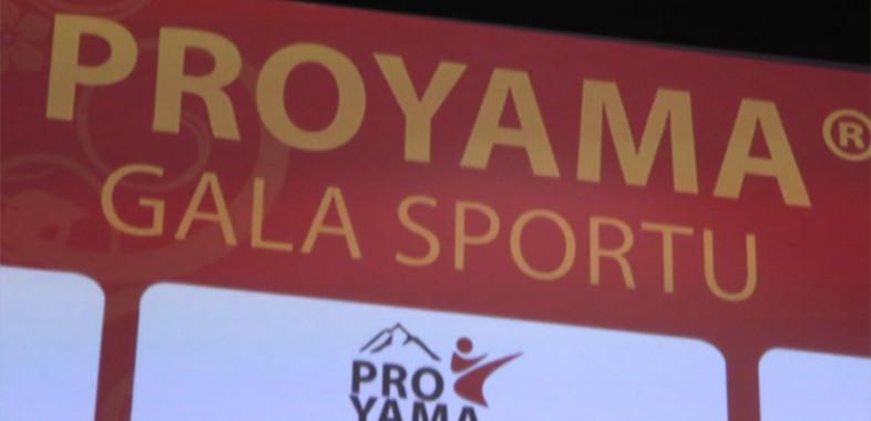 Uroczysta Gala Sportu Klubu PROYAMA