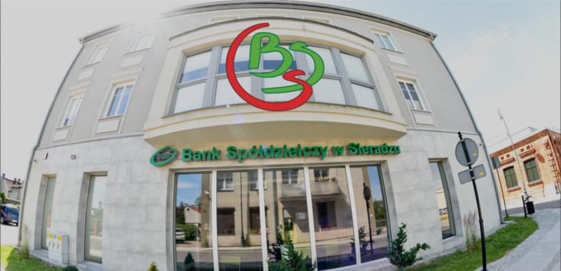 Bank Spółdzielczy w Sieradzu – ogłoszenie