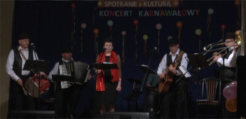 Koncert Karnawałowy we Wróblewie