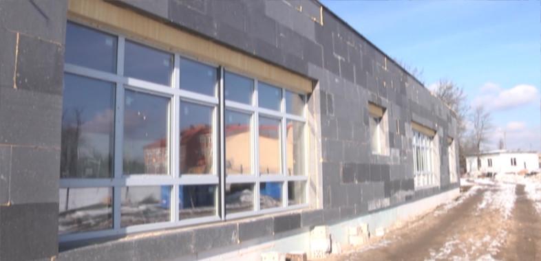 Nowe przedszkole w Widawie