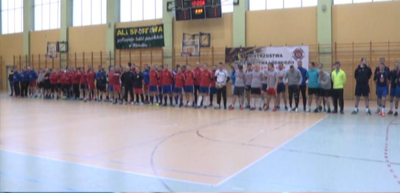 Mistrzostwa w halowej piłce nożnej Ochotniczych Straży Pożarnych
