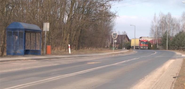 Remont ulicy Uniejowskiej w Sieradzu