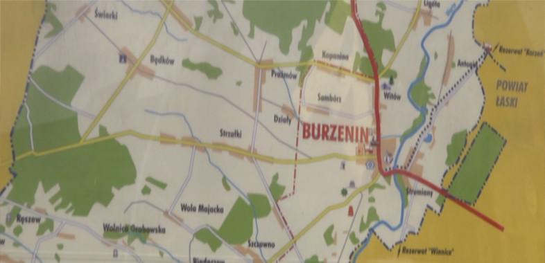 Inwestycje w gminie Burzenin