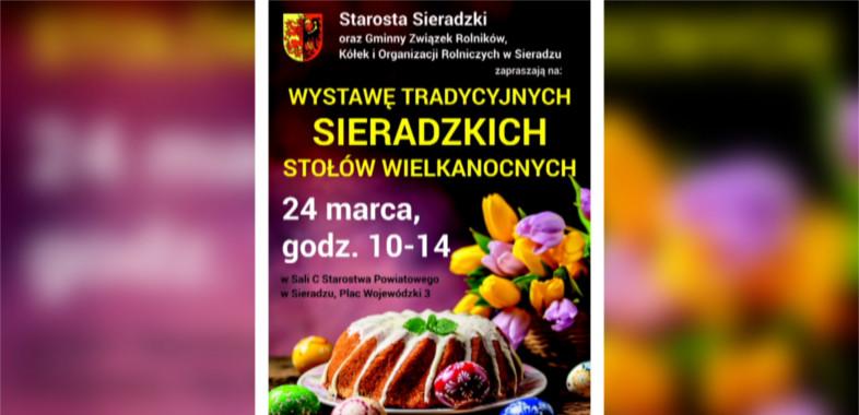 Wystawa Tradycyjnych stołów wielkanocnych – ogłoszenie