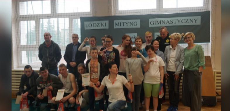 Zawody sportowe w Łasku