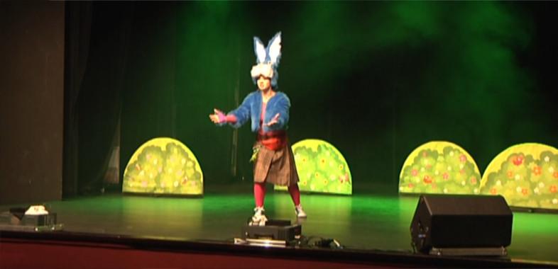 Spektakle ekologiczne dla najmłodszych