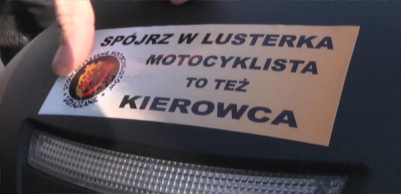 Uważaj na motocyklistów