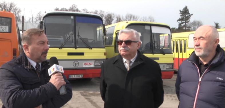 """""""Nasze sprawy"""" – rozmowa z burmistrzem Łasku -Gabrielem Szkudlarkiem"""