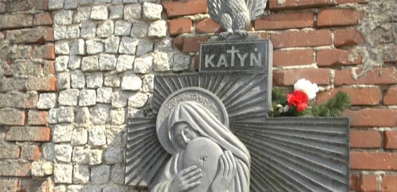 Obchody upamiętniające 78.rocznicę zbrodni katyńskiej