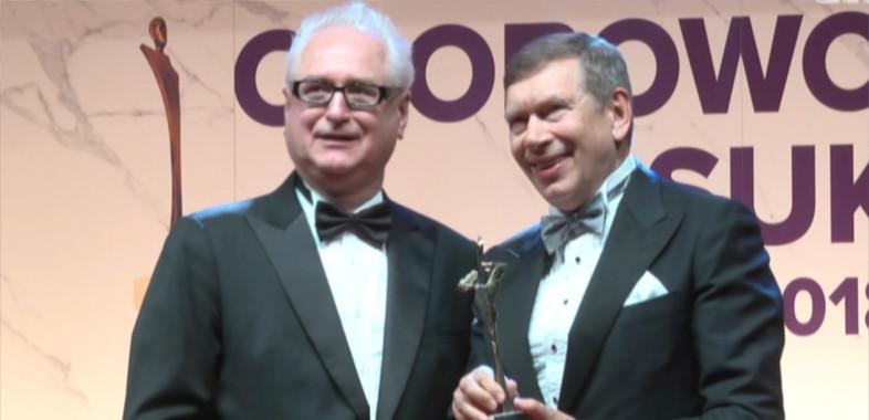 Ceramika Tubądzin nagrodzona tytułem roku Super Sukces roku 2018