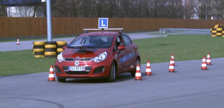 Eliminacje Wojewódzkie XXII Ogólnopolskiego Młodzieżowego Turnieju Motoryzacyjnego w Sieradzu