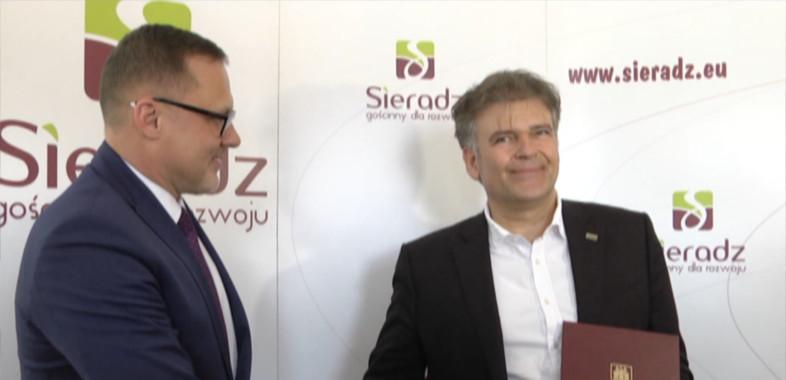 Niemiecka firma otwiera zakład produkcyjny w Sieradzu