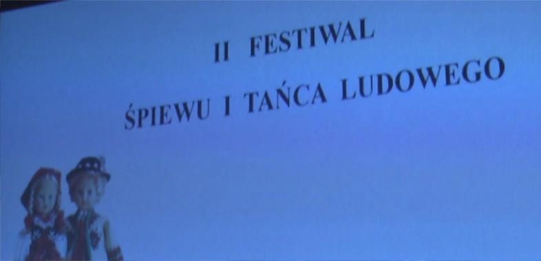 II Festiwal Tańca Ludowego