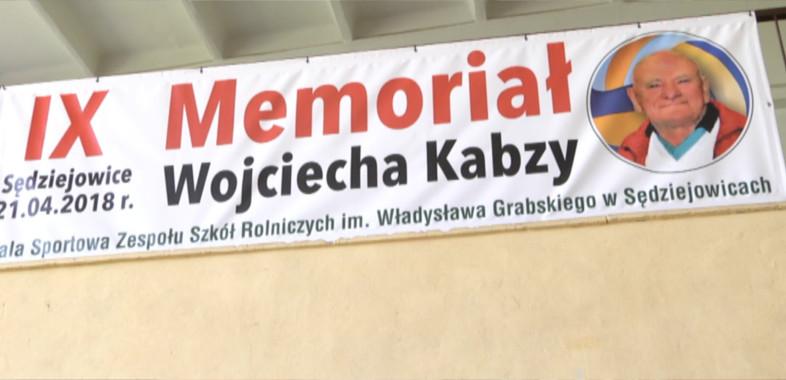 IX Memoriał Wojciecha Kabzy