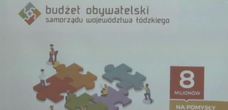 Budżet Obywatelski województwa łódzkiego