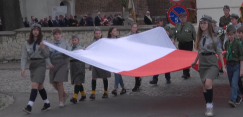 Gminne obchody Święta Narodowego 3 maja w Uniejowie połączone z  inauguracją gminnych obchodów 100-lecia Odzyskania przez Polskę Niepodległości