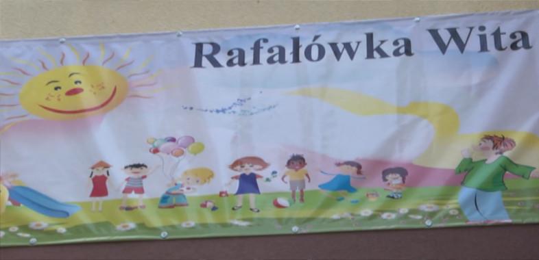 Dzień Dziecka w Rafałówce