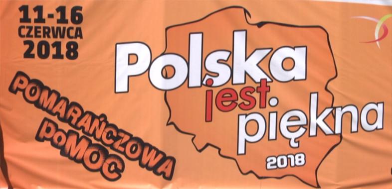 """Projekt """"Polska jest piękna"""" na sportowo"""