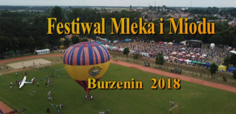 Festiwal Mleka i Miodu w Burzeninie 2018