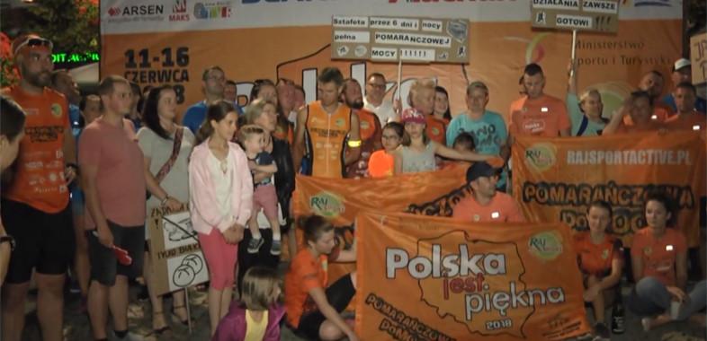 """Zakończenie sztafety """"Polska jest piękna"""""""