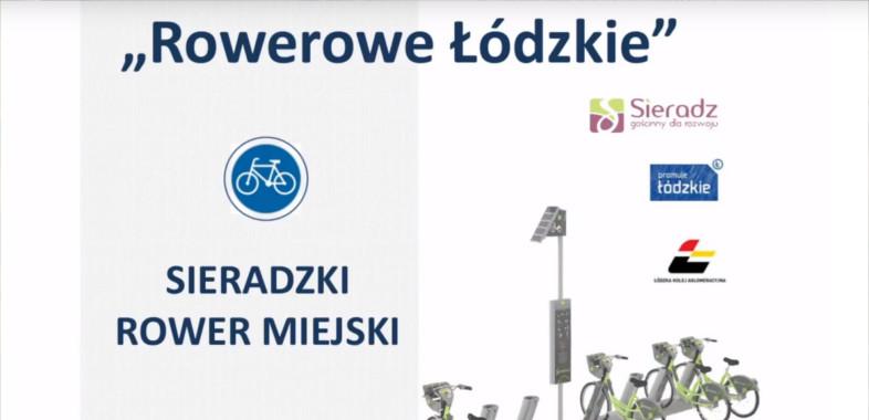 """Projekt """"Rowerowe Łódzkie"""""""