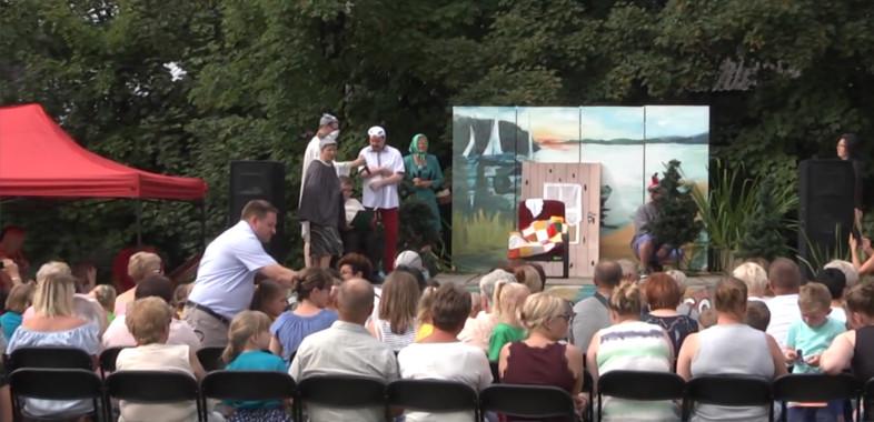 Festyn rodzinny w Widawie