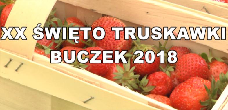 XX Święto Truskawki w Buczku 2018