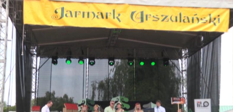 """""""Sieradz lubię"""" – Jarmark Urszulański"""