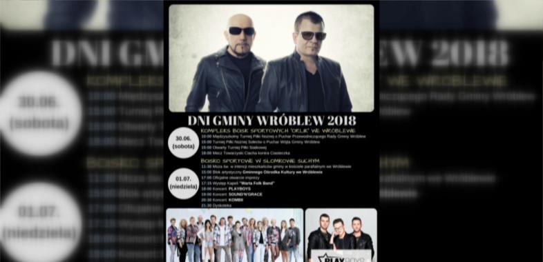 Dni Wróblewa 2018 – ogłoszenie