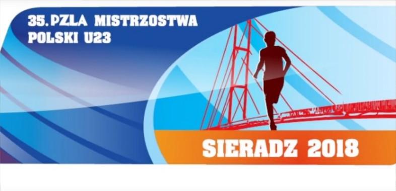 35 PZLA Mistrzostwa Polski U-23 w Sieradzu – ogłoszenie