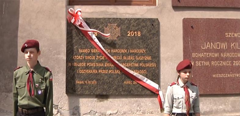 100-lecie Związku Harcerstwa Polskiego