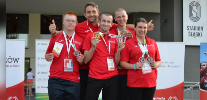 Uczeń z Łasku będzie reprezentował Polskę na Światowych Letnich Igrzyskach Olimpiad Specjalnych w Abu Dhabi
