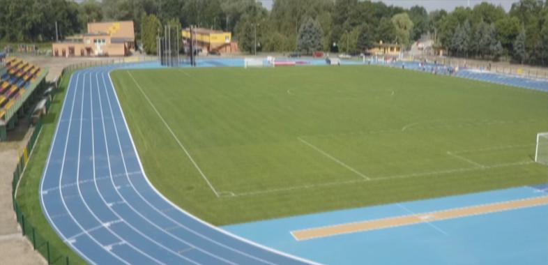Przygotowania do Mistrzostw Polski w Lekkiej Atletyce