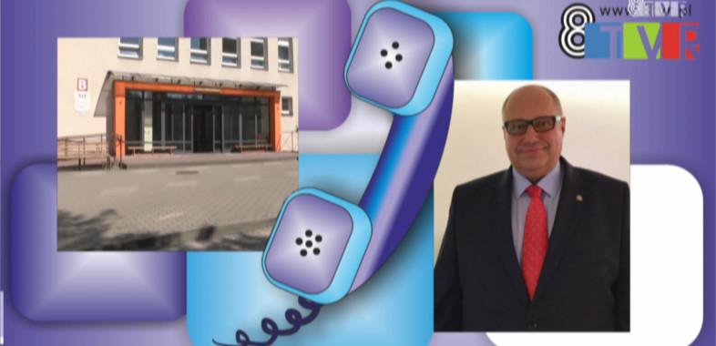 Rzecznik prasowy Centrum Dializa Spółka z o.o. o problemach i przyszłości Szpitala Powiatowego w Łasku