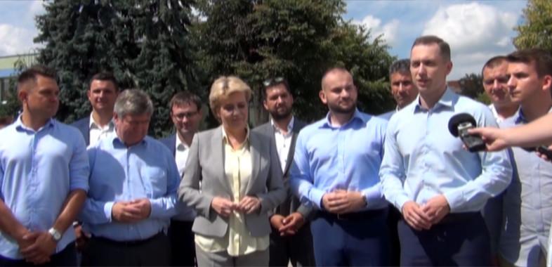 Juliusz Góraj kandydatem na prezydenta Sieradza