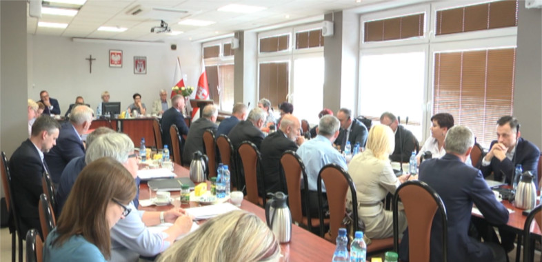Sesja Rady Miejskiej w Sieradzu