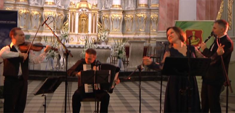 """Letni Międzynarodowy Festiwal Muzyczny w Łasku """"Przenikanie"""""""