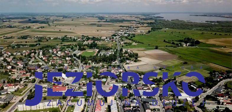 Materiał promocyjno-informacyjny Zbiornika Jeziorsko oraz Gminy i Miasta Warta