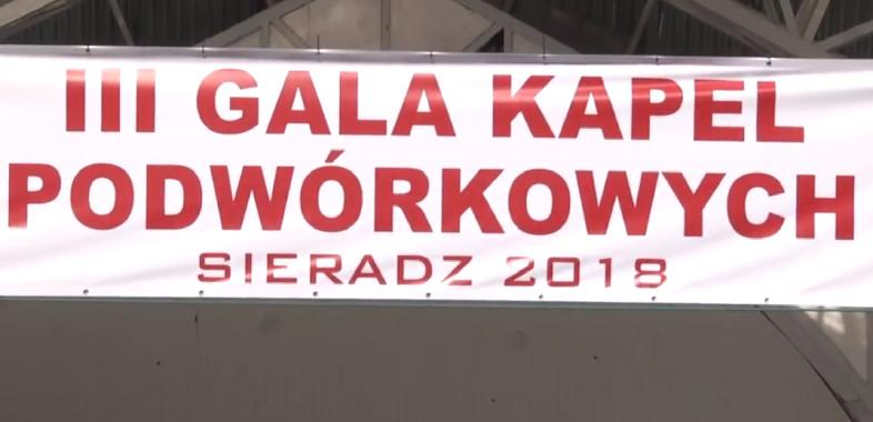 III Gala Kapel Podwórkowych w Sieradzu