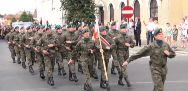 Święto Wojska Polskiego w Błaszkach