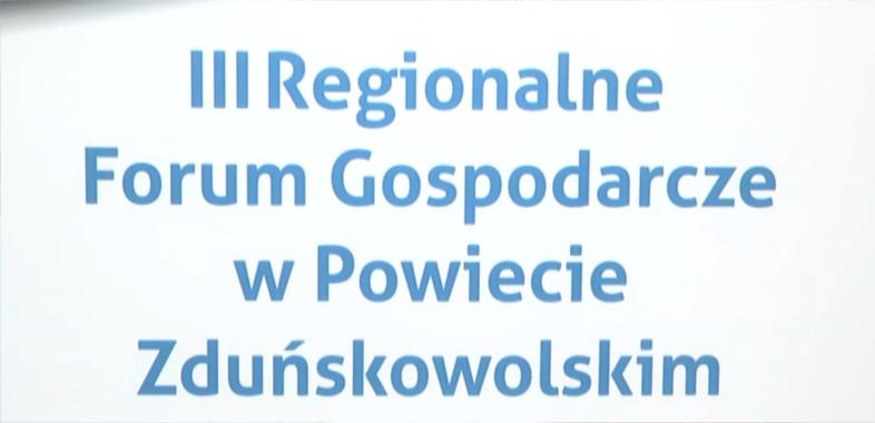 Forum Gospodarcze w Zduńskiej Woli