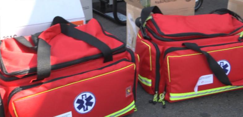 Nowy sprzęt dla strażaków ochotników z gminy Widawa