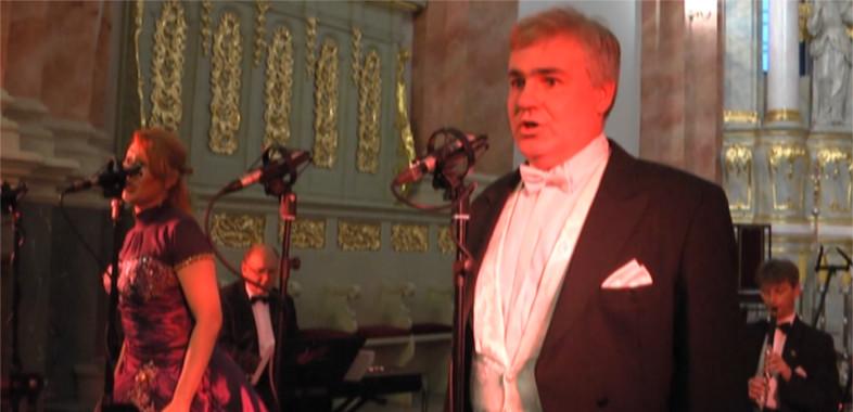 Koncert operetkowy w łaskiej kolegiacie