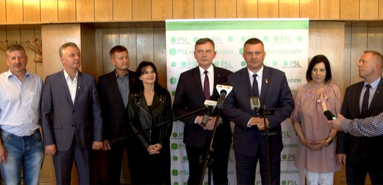 Kandydaci Polskiego Stronnictwa Ludowego do wyborów samorządowych