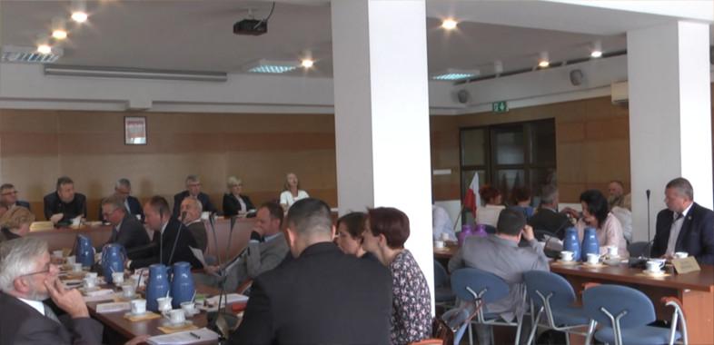 Sesja radnych powiatu sieradzkiego
